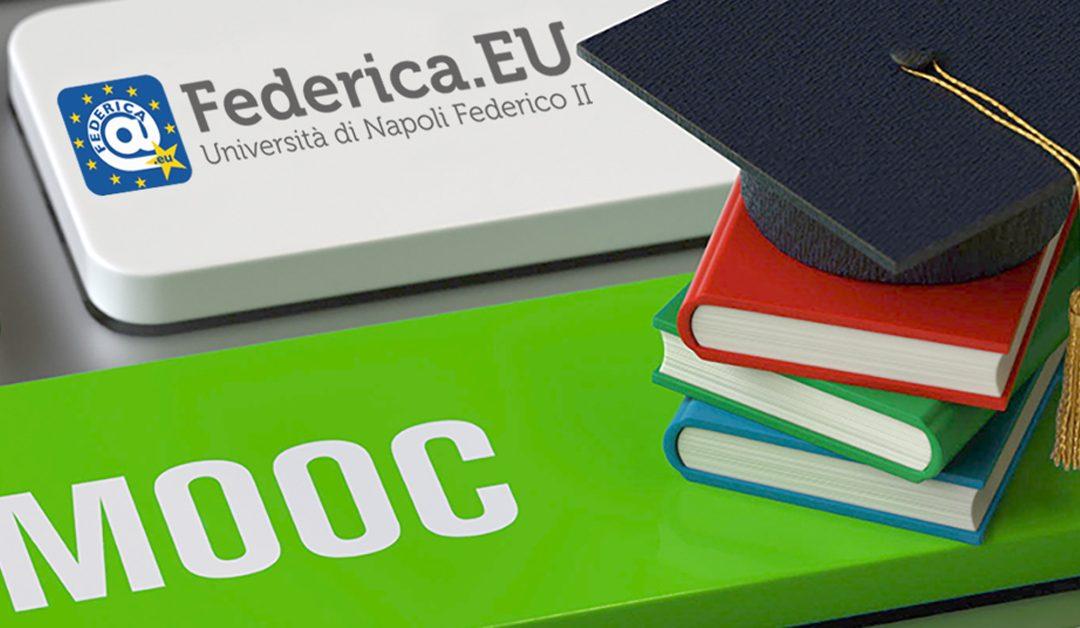 Federica al top in Europa per i MOOC: un nuovo primato della Federico II