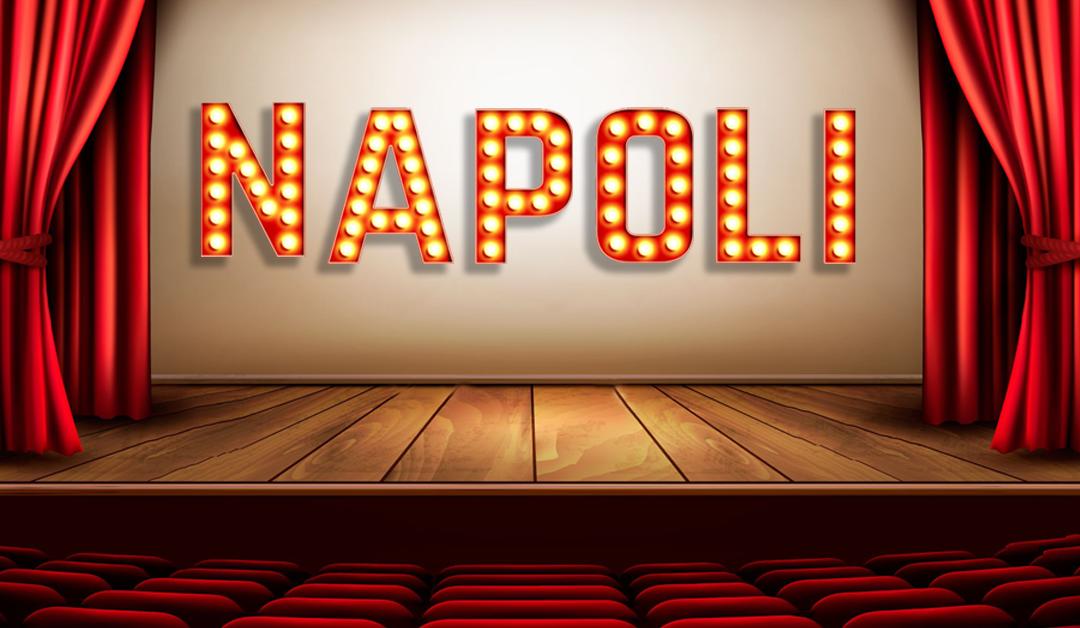 Da Napoli arriva l'Alta Formazione senza limiti; e l'alta capacità per il Cinema