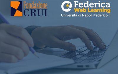 E-learning 4.0: al via il ciclo di webinar di Federica Web Learning e Fondazione Crui
