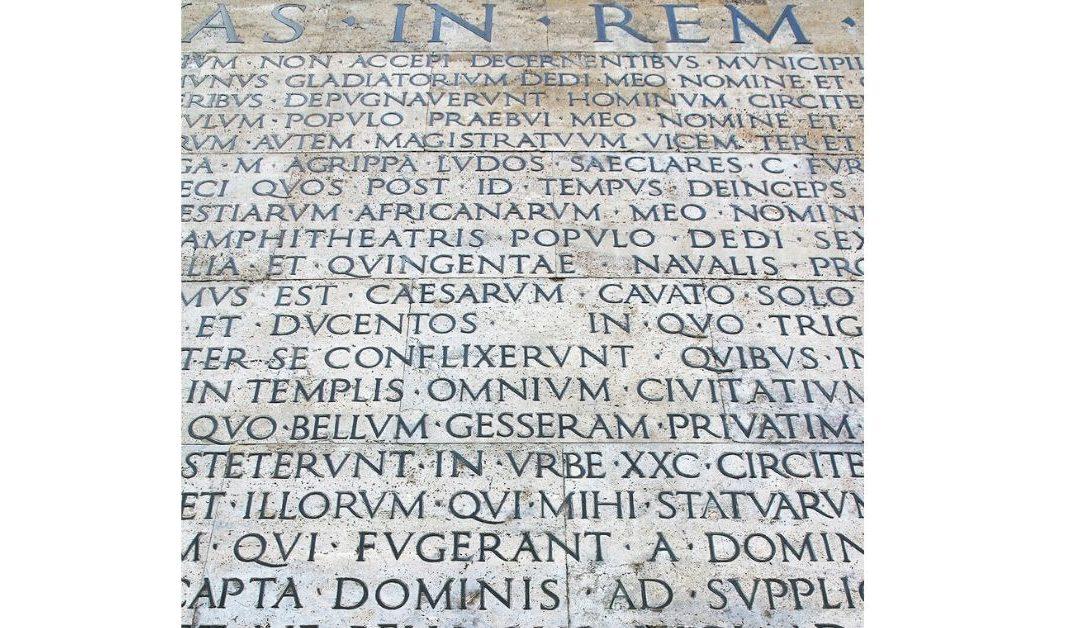 Letteratura latina: la poesia ai tempi dell'Impero Romano
