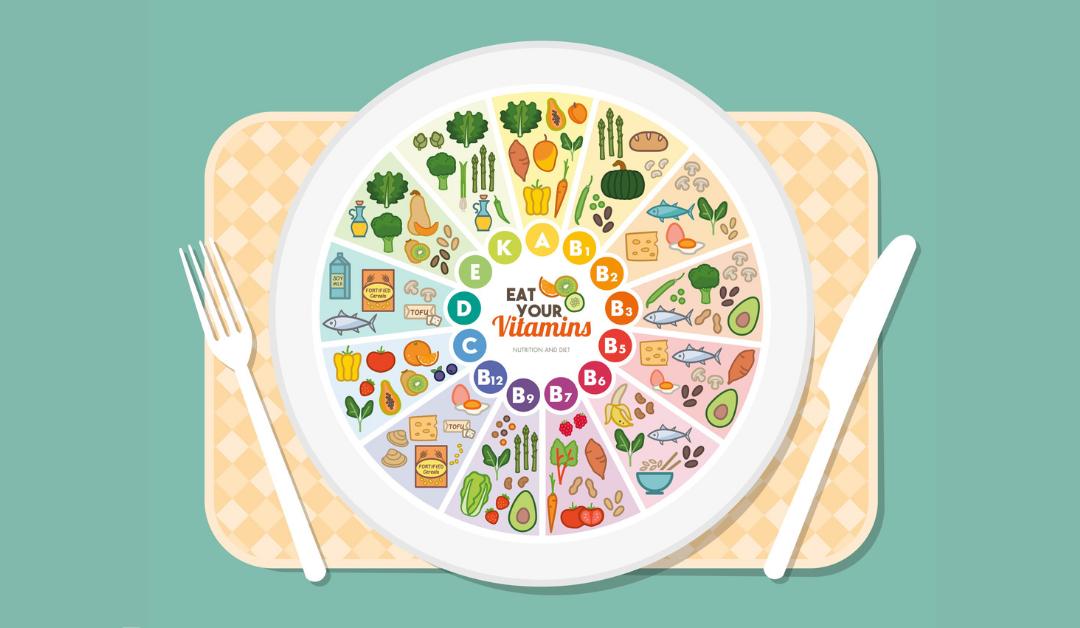 Curarsi con il cibo: l'importanza della nutraceutica