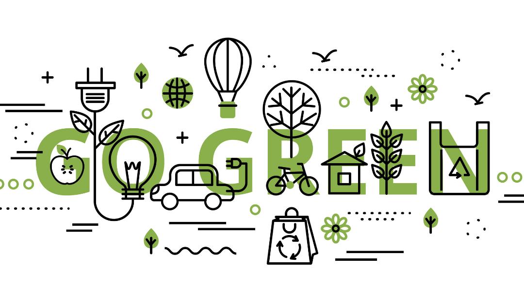 """""""Going green"""": il cambiamento inizia a scuola!"""